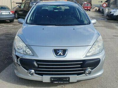 gebraucht Peugeot 307 SW 1.6 HDI Premium