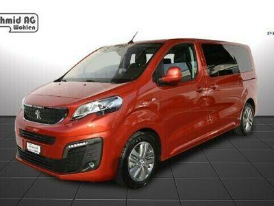 gebraucht Peugeot Traveller Allure Standard