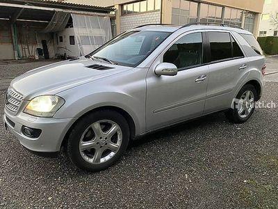 gebraucht Mercedes ML420 Cdi