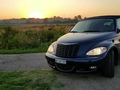 gebraucht Chrysler PT Cruiser PT Cruiser Cabrio GT 2.4 TurboCabrio GT 2.4 Turbo