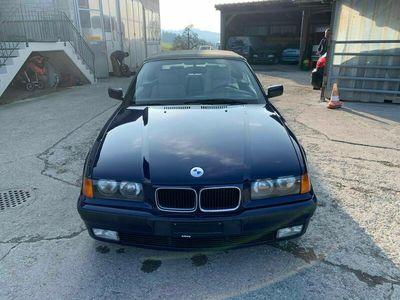 gebraucht BMW 328 Cabriolet 3er Reihe E36 Cabriolet i 3er Reihe E36 328i