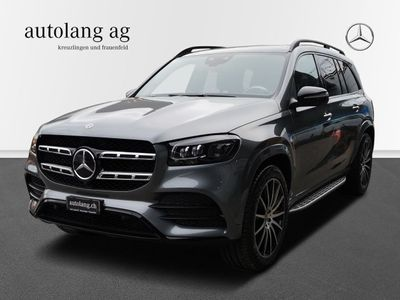 gebraucht Mercedes GLS400 d AMG Line 4Matic