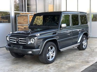 gebraucht Mercedes G55 AMG AMG AUTOMATIC FINAL EDITION