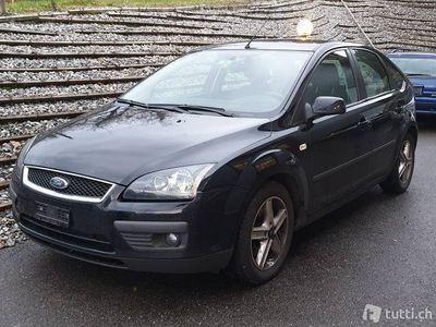 gebraucht Ford Focus 2.0i Ghia (Limousine) / EURO 04