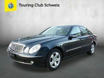 gebraucht Mercedes E200 Kompressor Elégance