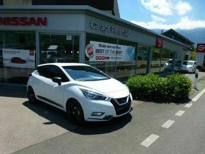 gebraucht Nissan Micra DIG-T 117 n-sport