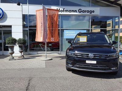 gebraucht VW Tiguan Allspace 2.0 TDI SCR Highline 4Motion DSG