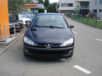 gebraucht Peugeot 206 1.4 16V Look