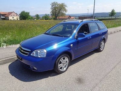 gebraucht Chevrolet Nubira 1,8I 16V EXPERTISEE LE 24.02.2020.