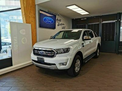 gebraucht Ford Ranger DKab.Pick-up 2.0 EcoBlue 4x4 Limi