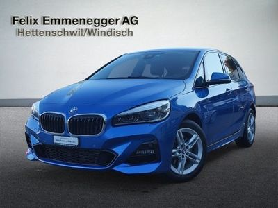 gebraucht BMW 220 2er d xDrive ActiveTMSport