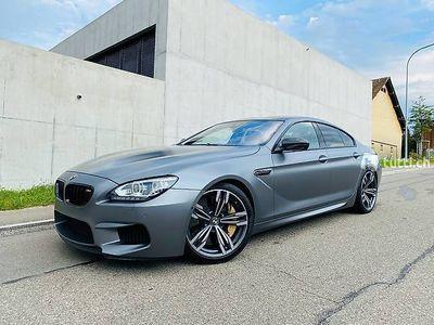gebraucht BMW M6 Gran Coupé Competition