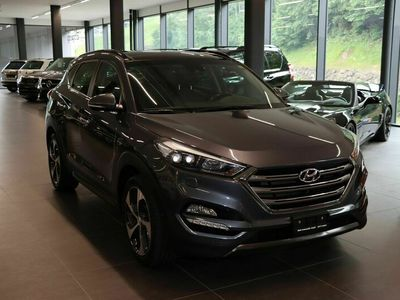 gebraucht Hyundai Tucson 1.6 TGDI Vertex 4WD Automatic