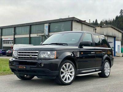 gebraucht Land Rover Range Rover Sport Range Rover Sport 3.6 Td8 HSE Automatic 3.6 Td8 HSE Automatic