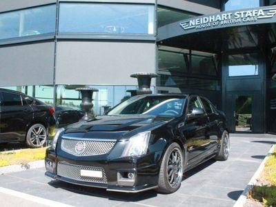 gebraucht Cadillac CTS Sedan 6.2 V8 SC Automatic