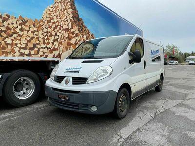 gebraucht Renault Trafic 2.0 dCi 115 2.9t L1H1