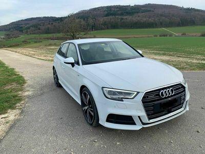 gebraucht Audi A3 Sportback 2.0 TDI Quattro S Tronic Sport