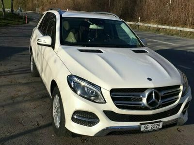 gebraucht Mercedes GLE350 GLE-Klasse W166d