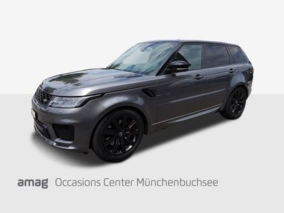 gebraucht Land Rover Range Rover Sport 5.0 V8 S/C HSE Dynamic Automati