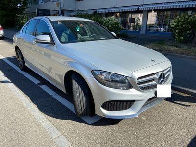 gebraucht Mercedes C250 d 9G-Tronic