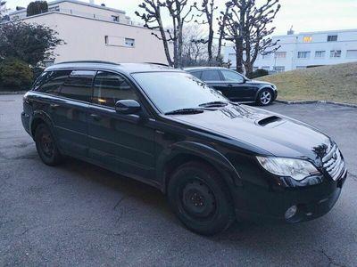 gebraucht Subaru Outback 2.0T Diesel AWDFrisch ab MFK