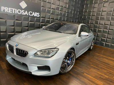 gebraucht BMW M6 Gran Coupé CH-Fahrzeug