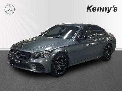 gebraucht Mercedes C220 C-Klassed Swiss Star AMG Line 4Matic