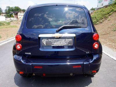 gebraucht Chevrolet HHR 2400 LT Automatic