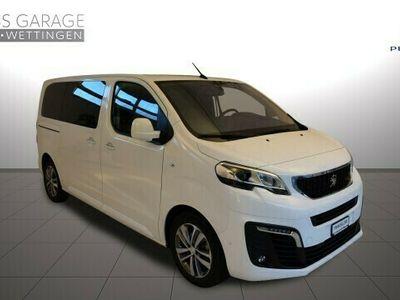 gebraucht Peugeot Traveller Business VIP ST
