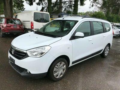 gebraucht Dacia Lodgy 1.2 Turbo Lauréate 5PL