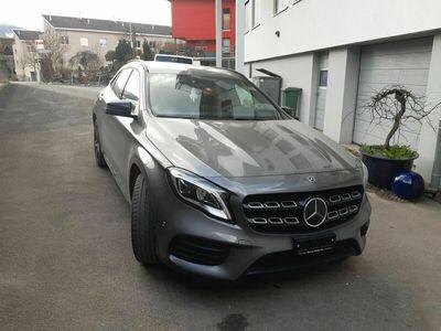 gebraucht Mercedes GLA220 GLA-Klasse GLA 220 AMG Line 4Matic 7G-DCT GLA-KlasseAMG Line 4Matic 7G-DCT