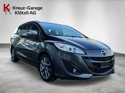 gebraucht Mazda 5 2.0 16V Voila ma Suisse Edition+ Activematic