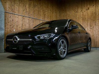 gebraucht Mercedes CLA220 AMG Line 7G-DCT 4Matic