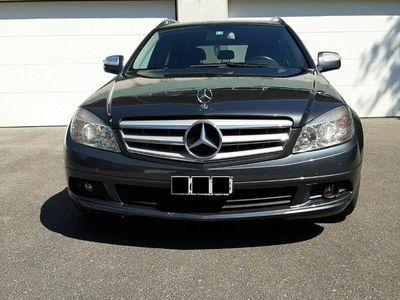 gebraucht Mercedes C200 C-Klasse MercedesCGI