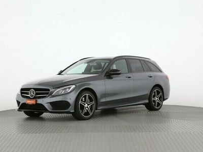 gebraucht Mercedes C250 C-Klassed Swiss Star AMG Line 4Matic 9G-Tronic