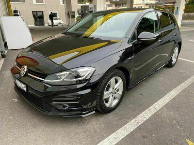 gebraucht VW Golf VII TSI R-Line