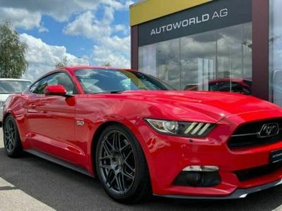 gebraucht Ford Mustang GT Mustang 5.0 50 Years Edition
