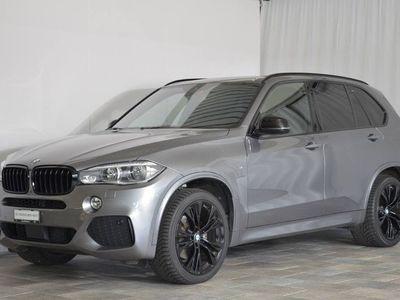 gebraucht BMW X5 40d xDrive SAG