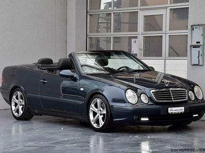 gebraucht Mercedes CLK320 Elégance