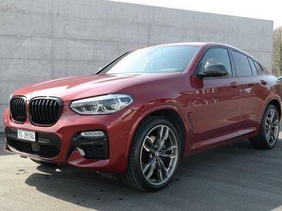 gebraucht BMW X4 xDrive M40d