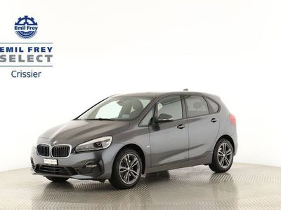 gebraucht BMW 220 2er d
