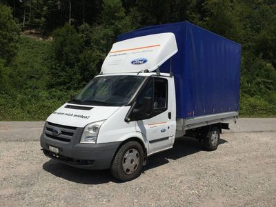 gebraucht Ford Transit Kab.-Ch. 350 M 2.2 TDCi 140