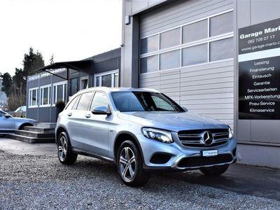 gebraucht Mercedes GLC350 GLC-Klassee Exclusive 4Matic 7G-Tronic