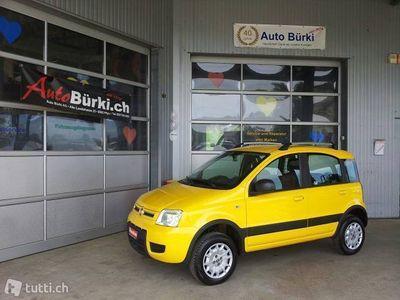 gebraucht Fiat Panda 1.2 4×4 Frisch ab MFK und Service