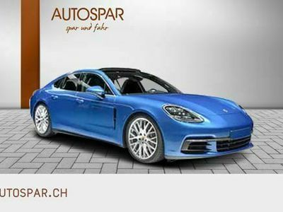 gebraucht Porsche Panamera 2.9 V6 4