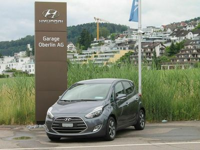 gebraucht Hyundai ix20 1.6 Amplia Automatic