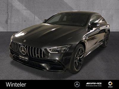 gebraucht Mercedes AMG GT 4 53 4Matic+