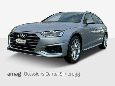 gebraucht Audi A4 Avant 40 TDI advanced quattro S-tronic