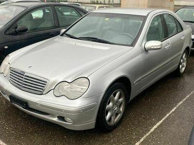 gebraucht Mercedes C320 C-KlasseKm 132.000 Frisch ab Mfk