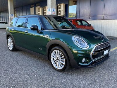 gebraucht Mini Cooper S Clubman ALL4 Steptronic